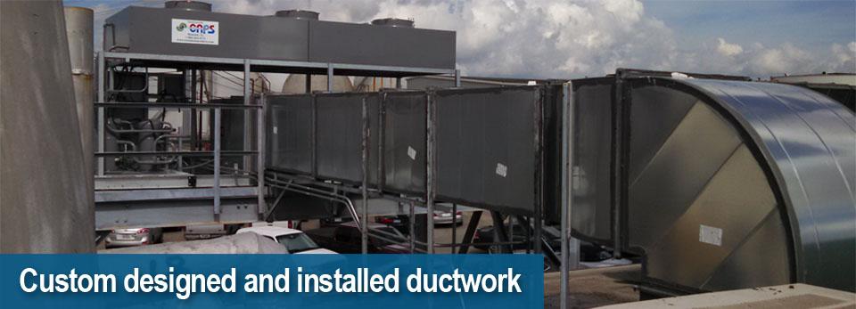 Custom Ductwork