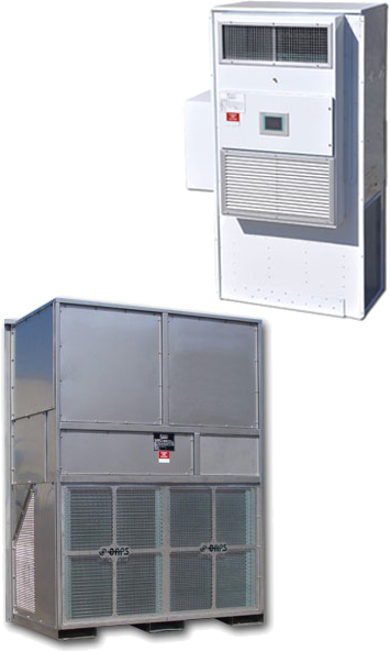 Hvac Wall Mount Package Units Custom Air Products