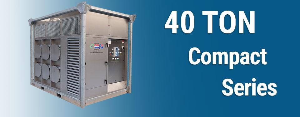 40 Ton Compact Series