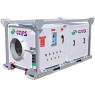 Portable 150 kw Industrial heater