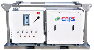 Industrial Heater Control Panel