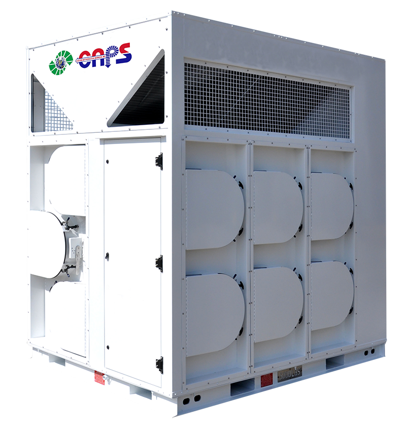 40 Ton Compact Vertical Package Unit