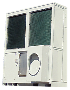 CAPS 20-40 ton Wall Mount HVAC Unit