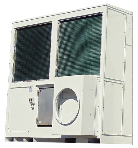 CAPS 20 ton Wall Mount HVAC Unit