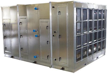 Critical Environments Air Handling Units