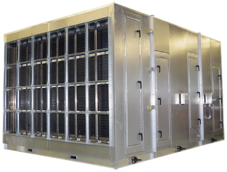 CAPS Modular Critical Environments Air Handling Unit - Switches