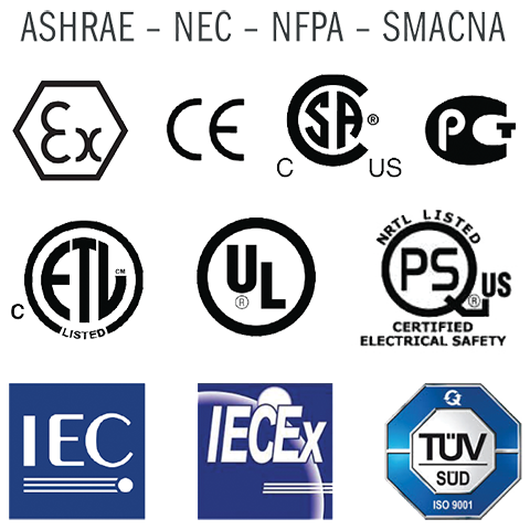 HVAC Industry Certifications
