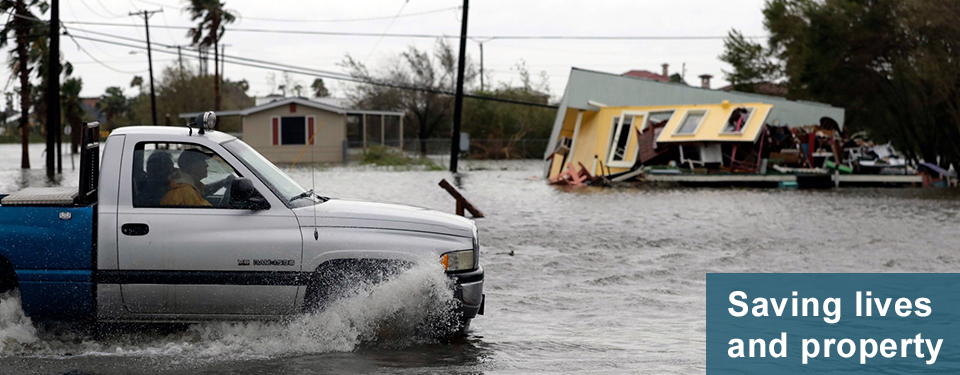 Hurricane Harvey - Pushing past our limits
