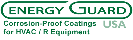 Efficiency coatings for HVAC and R Equipment