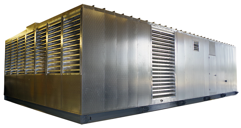 CAPS Elite Custom Modular HVAC Unit
