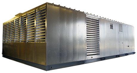 ELITE Custom Modular HVAC Unit