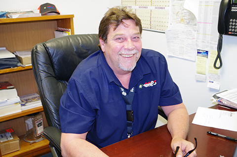 Raymond Joslin - Inside Sales Service Divison