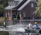 Monday - Florence Update: Carolinas Flooding Intensifies