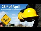 CAPS Supports World Safety Day, Everyday!