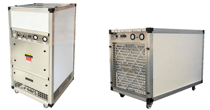 air purifiers v16 and h16