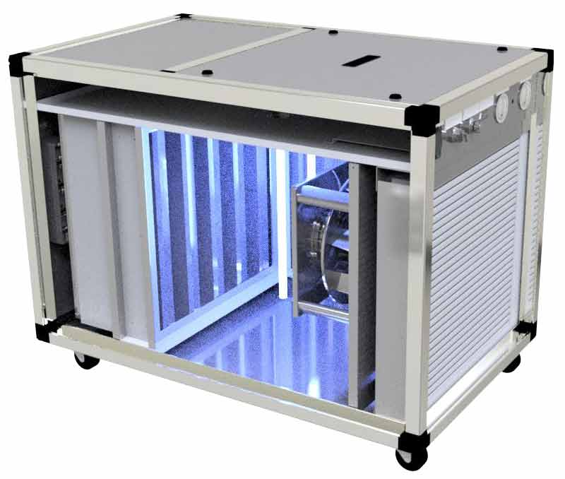 Air purification system H16