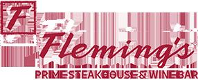 Flemings Steakhouse logo