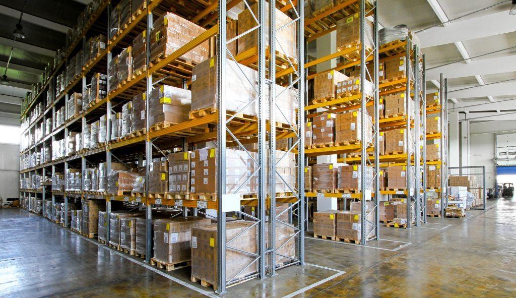 HVAC Parts warehouse