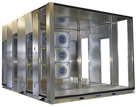 Critical Environment Modular Air Handling Unit