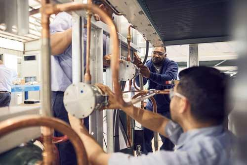 HVAC Equipment Manufacturing