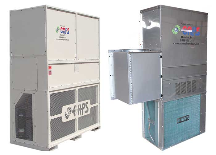 Wall mount air conditioners